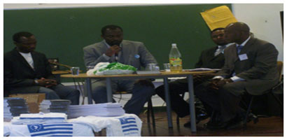 Southern Cameroons oslo Conference