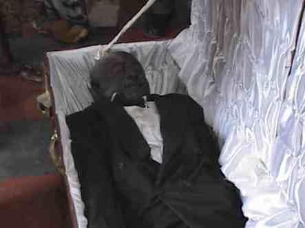 Pa Khan's funeral 06
