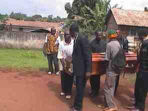 Pa Khan's funeral 09