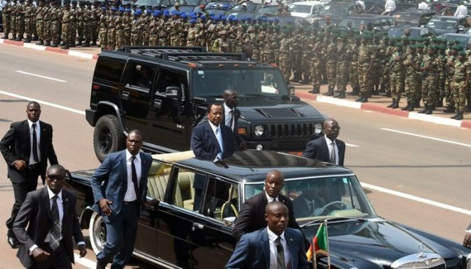 Cameroon & the death penalty